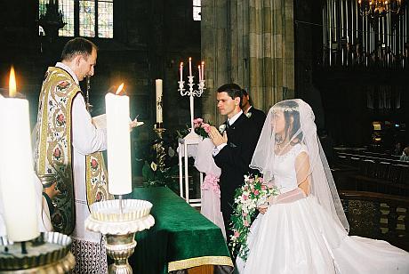 Ich will einen christen heiraten